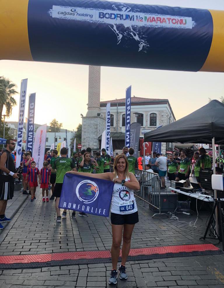 Bodrum Yarı Maratonu, Ekim 2018