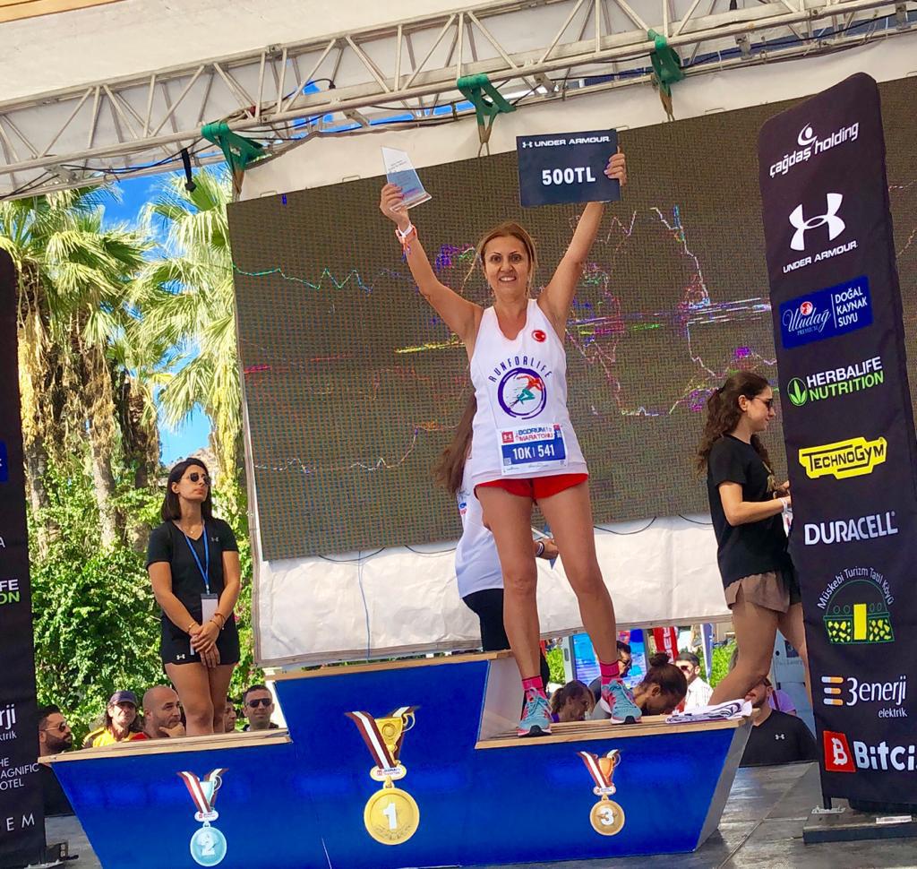 2. Bodrum Yarı Maratonu, Ekim 2019