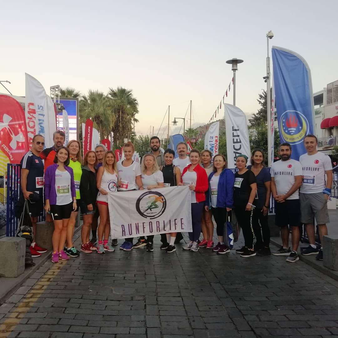 2. Bodrum Yarı Maratonu – Ekim 2019