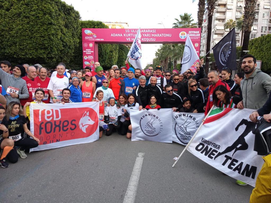 Adana Uluslararası Kurtuluş Yarı Maratonu, Ocak 2020