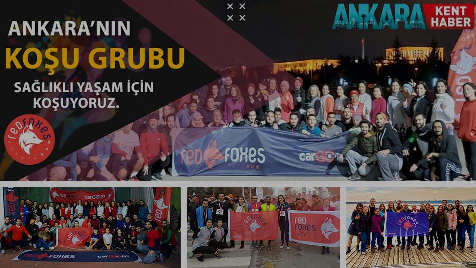 """Ankara Kent Haber: """"Ankara'nın Koşu Grubu"""""""