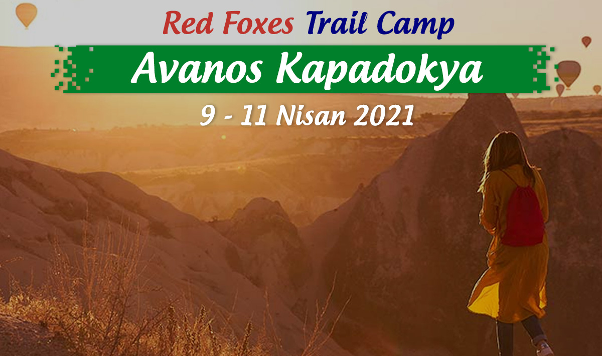 Avanos Kapadokya Trail Camp