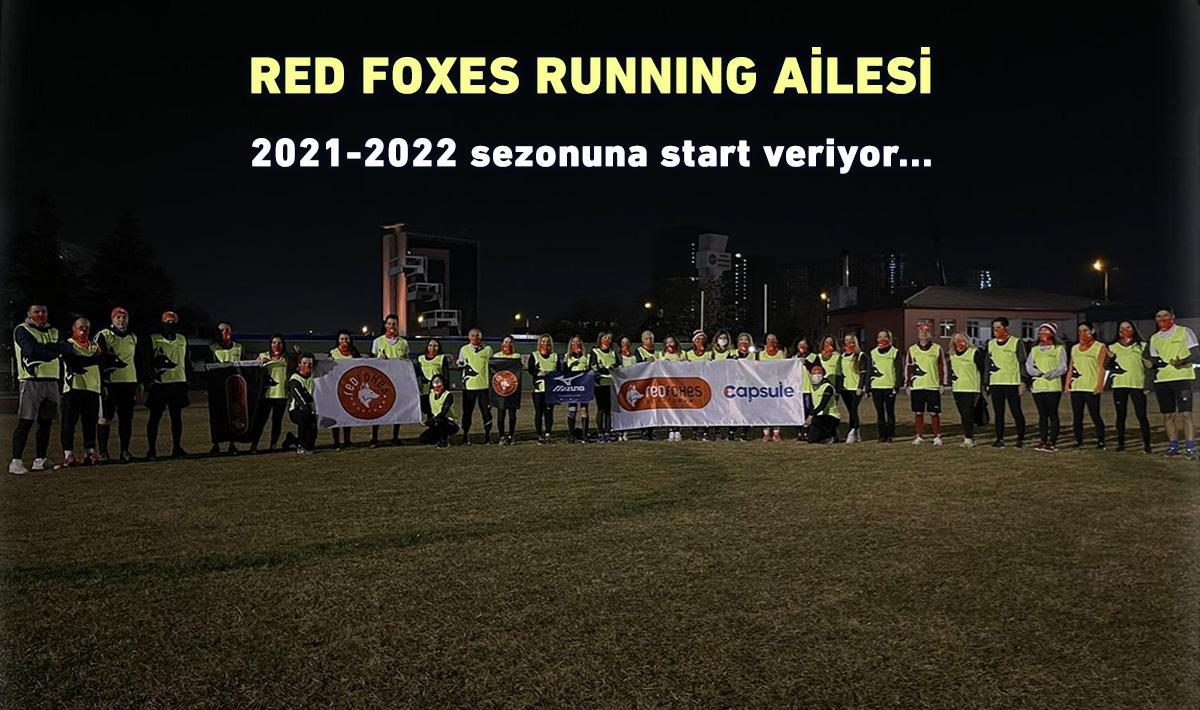 2021-2022 sezonuna start veriyoruz…